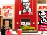 iman publicitario KFC