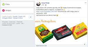 promocionar por facebook